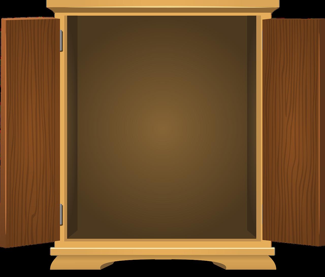 ארון פתוח
