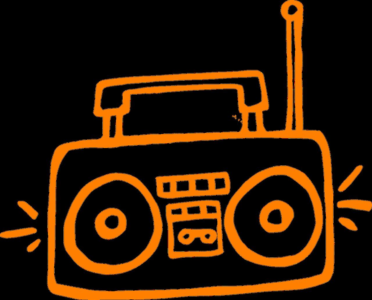 רדיו מצויר