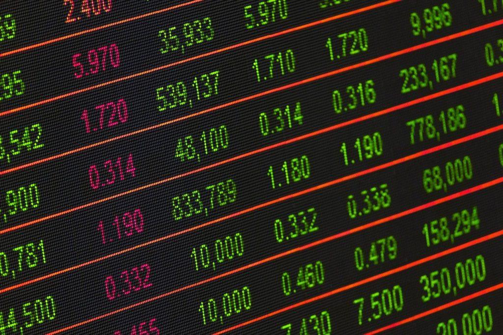 לוח מניות