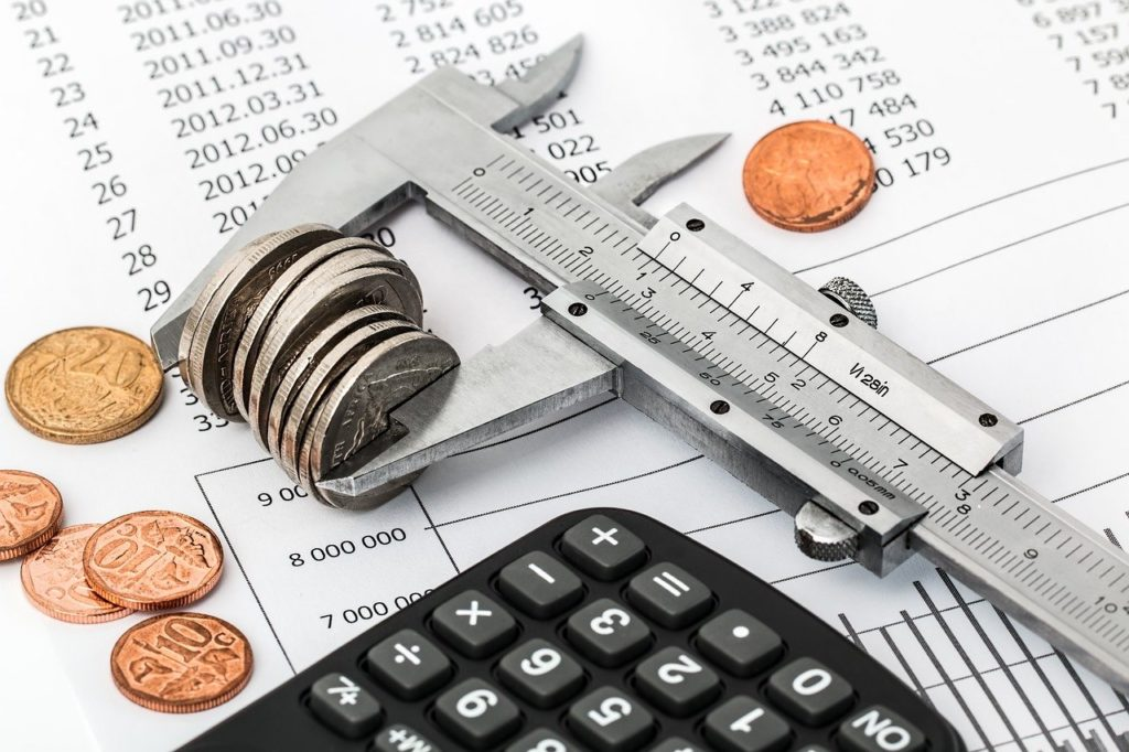 מדידת מטבעות ומספרים