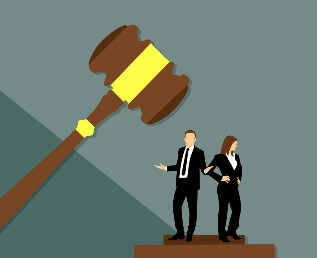 אנשי משפט