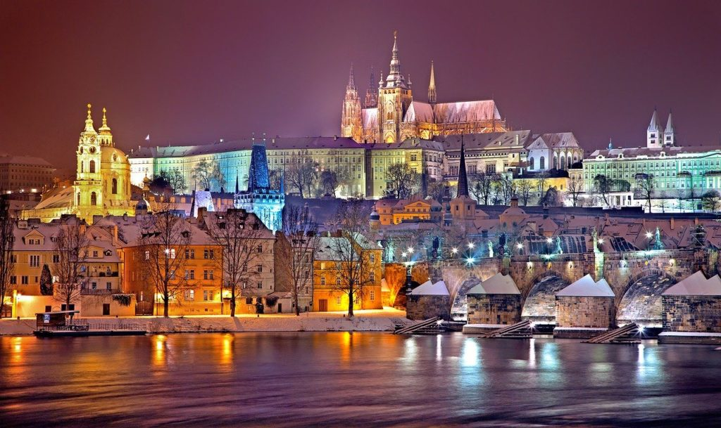 עיר באירופה
